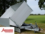 <h5>Anssems KSX Tipper trailers</h5>